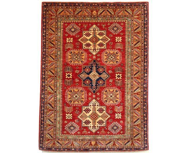 שטיח כתום חום - שטיחי אלי ששון