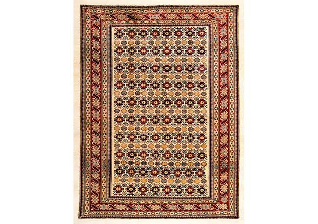 שטיח בגוונים חומים - שטיחי אלי ששון