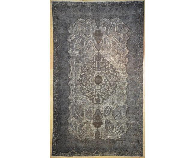 שטיח וינטג' אפור - שטיחי אלי ששון