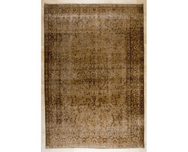 שטיח חום וינטג' - שטיחי אלי ששון