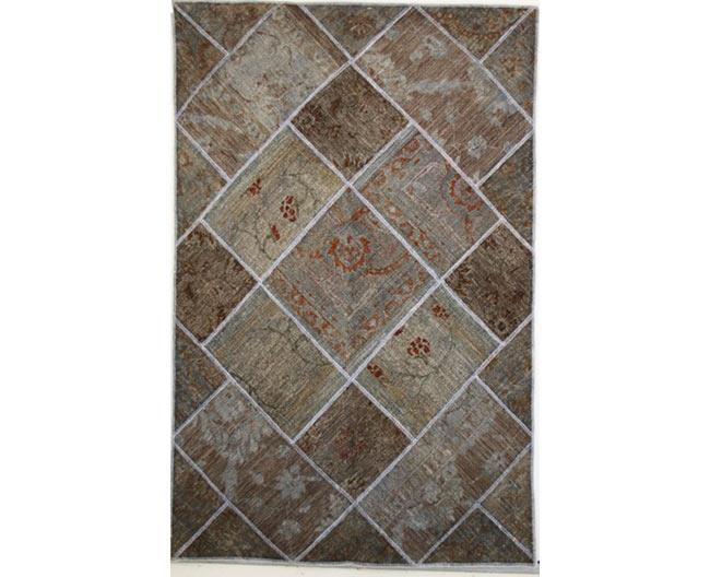 שטיח משבצות - שטיחי אלי ששון