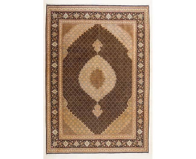 שטיח חום מרשים - שטיחי אלי ששון