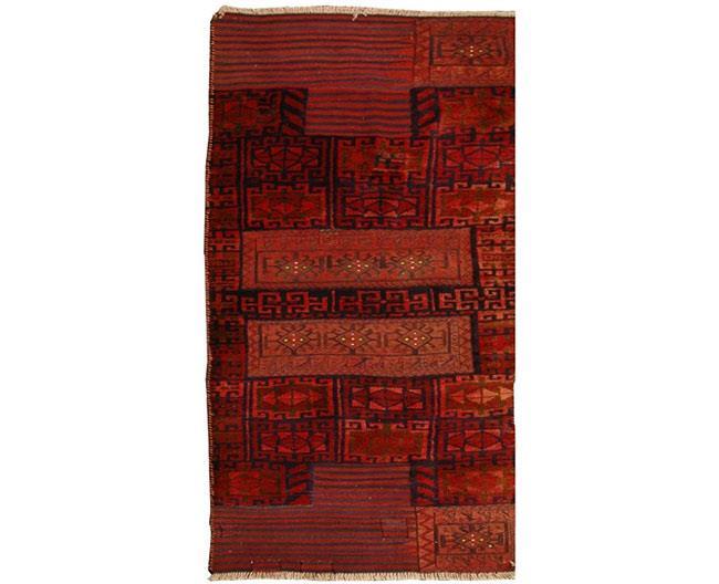 שטיח אדום בורדו - שטיחי אלי ששון