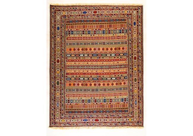 שטיח פסים בהיר - שטיחי אלי ששון