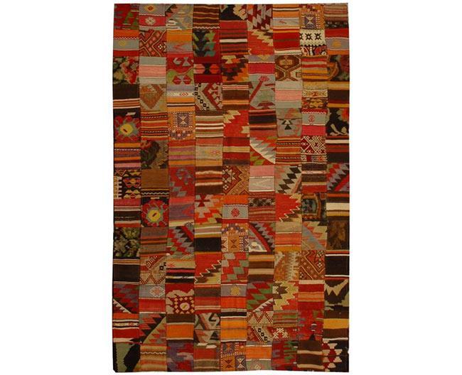 שטיח צ'לטיקה צבעוני - שטיחי אלי ששון