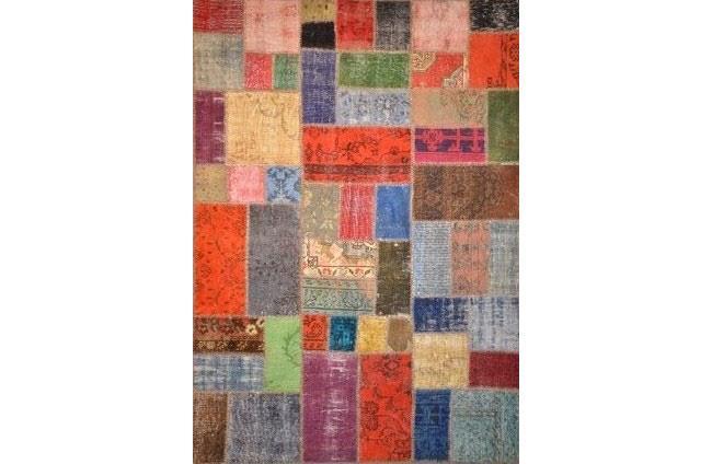 שטיח טלאים צבעוני - שטיחי אלי ששון