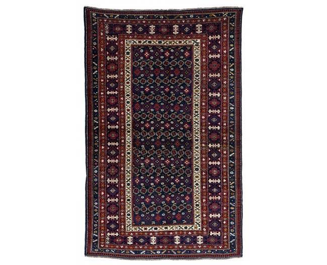 שטיח מעוצב קווקזי - שטיחי אלי ששון