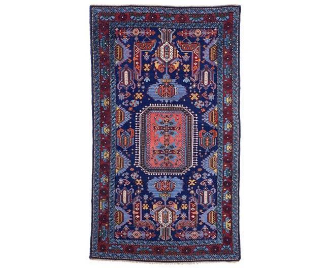 שטיח כחול - שטיחי אלי ששון