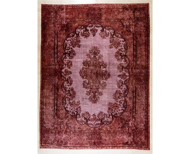 שטיח וינטג' בורדו - שטיחי אלי ששון