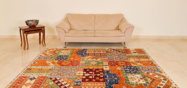 שטיח צבעוני לבית - שטיחי אלי ששון