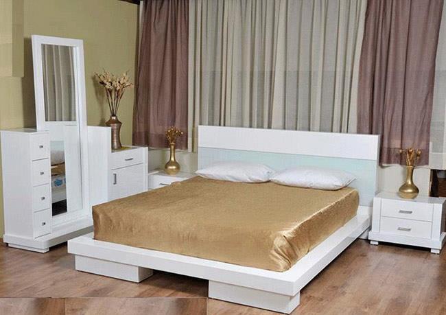חדרי שינה מעוצבים - רגב רהיטים