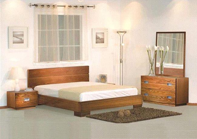 חדר שינה מעוצב להורים - רגב רהיטים