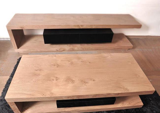 מזנון ושולחן סלון - רגב רהיטים