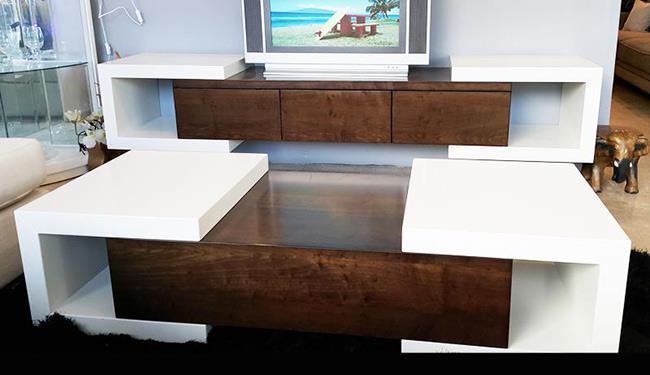 שולחן ומזנון ייחודיים - רגב רהיטים
