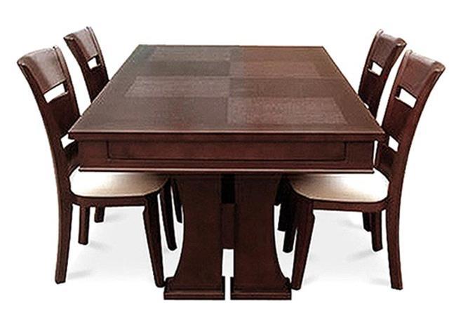 שולחן אוכל נפתח - רגב רהיטים