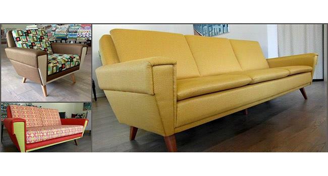 ספה צהובה - רגב רהיטים