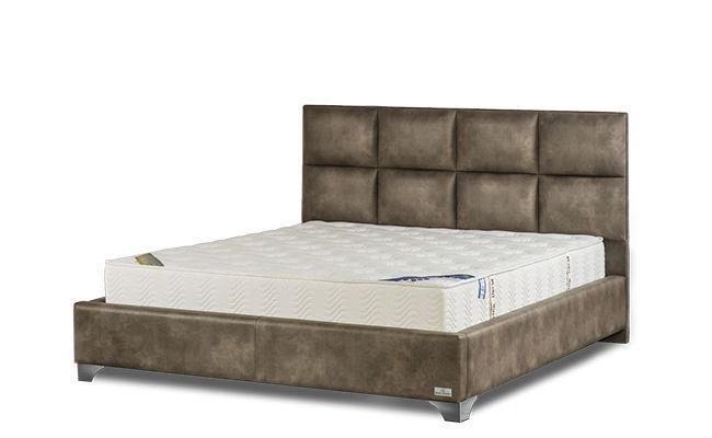 מיטה זוגית מעוצבת - King David - מזרונים אורטופדיים
