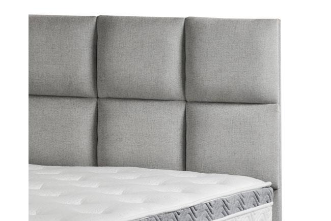 מיטה מעוצבת - King David - מזרונים אורטופדיים