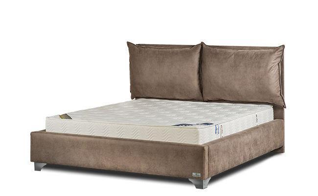 מיטה זוגית מרופדת - King David - מזרונים אורטופדיים