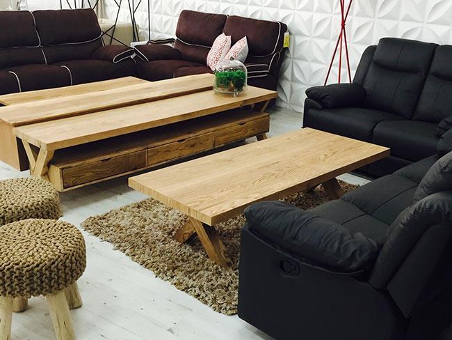 מזנון ושולחן לסלון - המרהטים