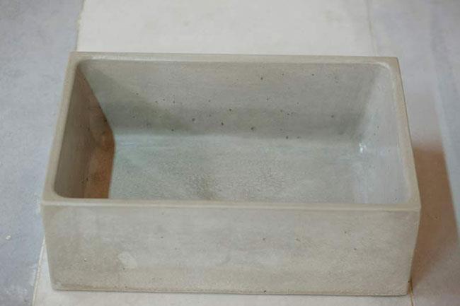 כיור מבטון - בריק אנטיק - חיפוי קירות