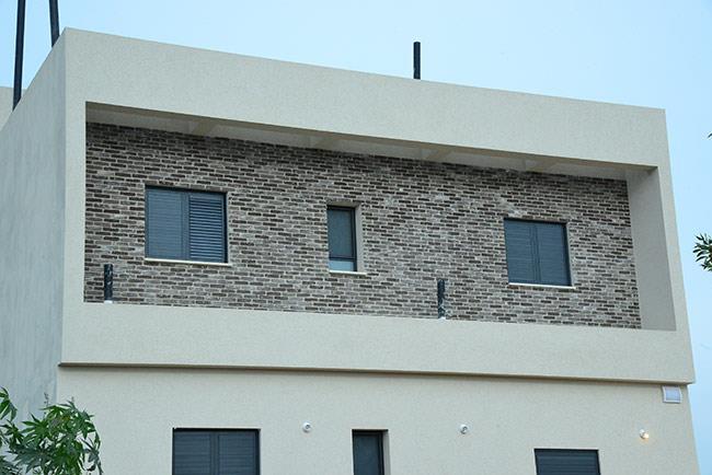 חיפוי חוץ - בריק אנטיק - חיפוי קירות