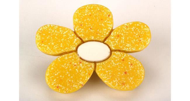 ידית פרח צהוב - אבנר`ס קולקשיין