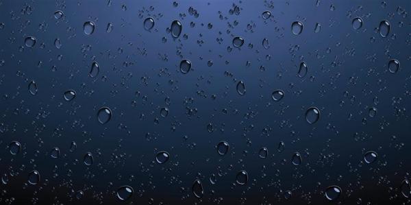 הדפס לזכוכית כחול בועות - א.ר. שיווק