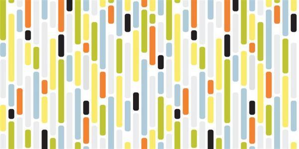 הדפס לזכוכית פסים צבעוניים - א.ר. שיווק
