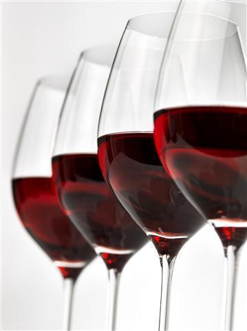 הדפס לזכוכית כוסות יין - א.ר. שיווק
