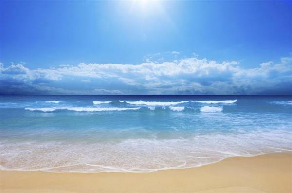 הדפס לזכוכית חוף ים - א.ר. שיווק
