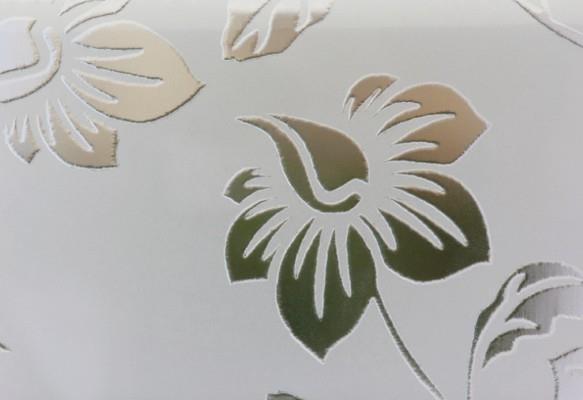 זכוכיות מעוצבות פרחים - א.ר. שיווק