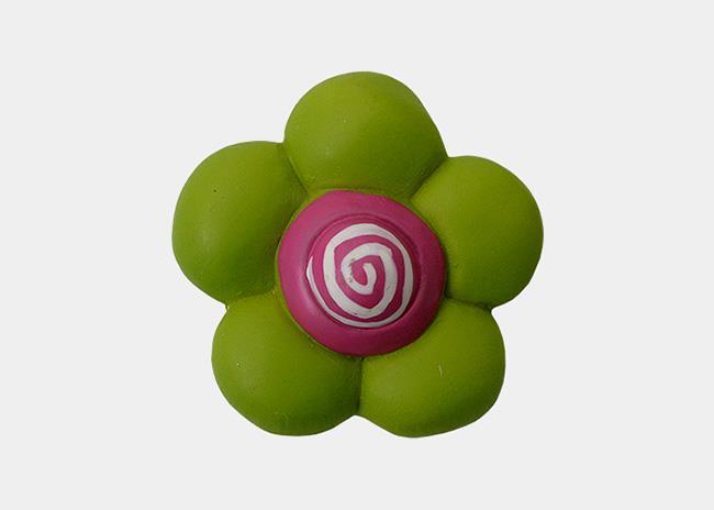 ידית פרח ירוק - א.ר. שיווק