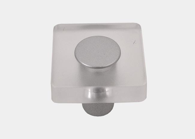 כפתור מרובע שקוף - א.ר. שיווק