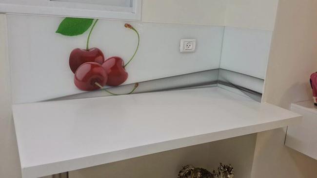 חיפוי זכוכית דובדבנים - א.ר. שיווק