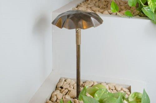דוקרן פטריה מעוצב - אופק תאורה חוץ ופנים