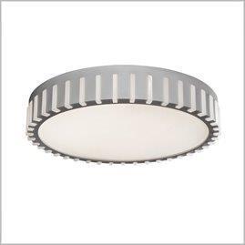 גוף תאורה עגול צמוד תקרה  - אופק תאורה חוץ ופנים