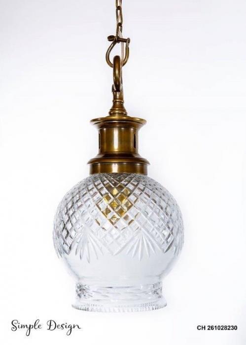 מנורת תליה CH261028230 - אופק תאורה חוץ ופנים