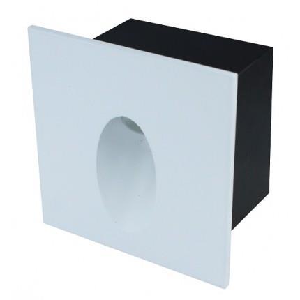 שקוע קיר דגם 800127 - אופק תאורה חוץ ופנים