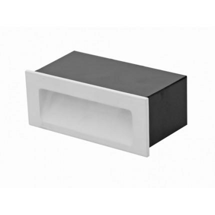 שקוע קיר דגם 800131 - אופק תאורה חוץ ופנים