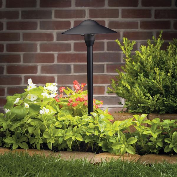 עמוד תאורה לגינה - אופק תאורה חוץ ופנים