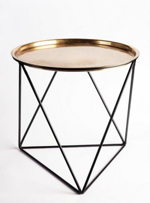 שולחן סלון 700465 - אופק תאורה חוץ ופנים