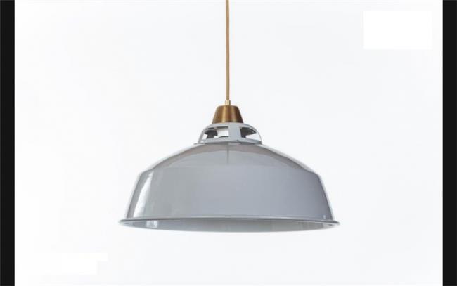 גוף תאורה אפור 50028 - אופק תאורה חוץ ופנים