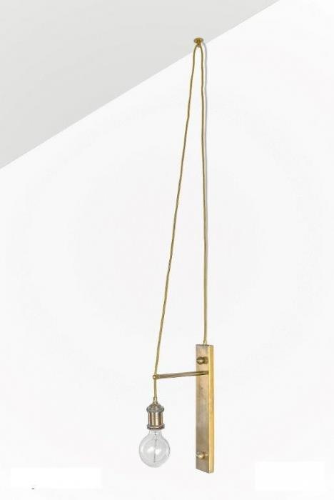 מנורה ייחודית דגם 50022 - אופק תאורה חוץ ופנים
