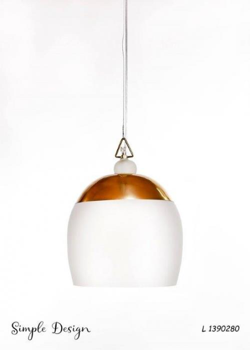 מנורה תלויה דגם 650417 - אופק תאורה חוץ ופנים