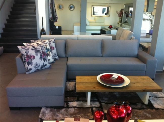 ספה פינתית נגה - רהיטי חנות המפעל