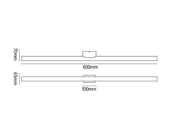 תאורה דגם 66112 - טכנולייט