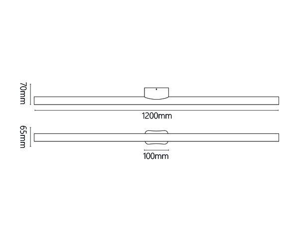 צמוד קיר דגם 66124 - טכנולייט