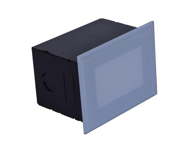שקוע קיר דגם בלוק 1 - טכנולייט