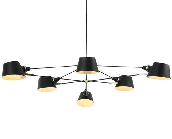 מנורת תלייה סקופ 6 - טכנולייט